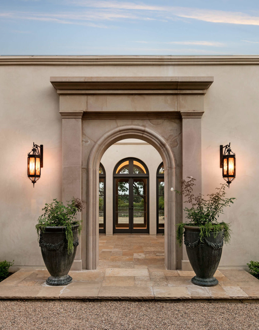 newly constructed neoclassical in montecito ca presented by