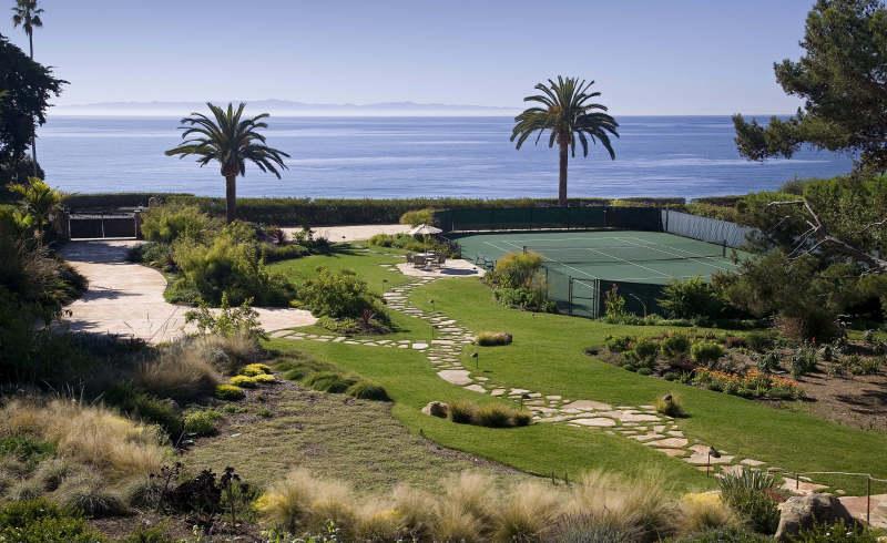 Tuscan Elegance in Montecito
