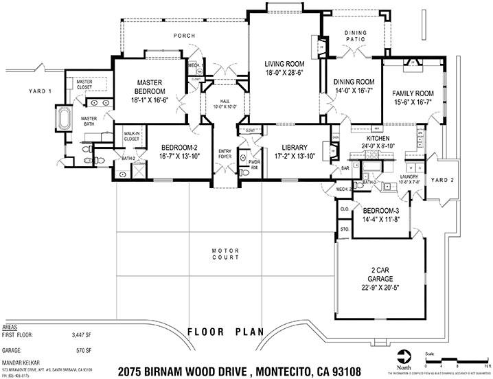 2075 Birnam Wood Floor Plan
