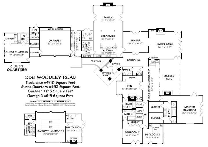 350 Woodley Road