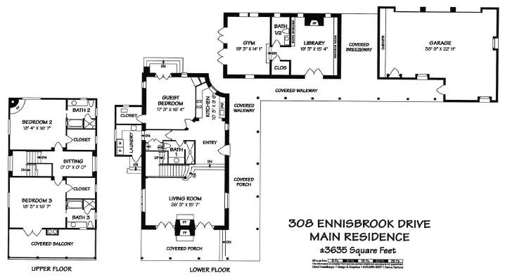 Rancho San Leandro Floor Plans